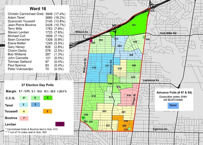 Ward 16 Cllr