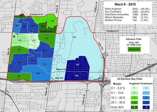 Ward 9 2010