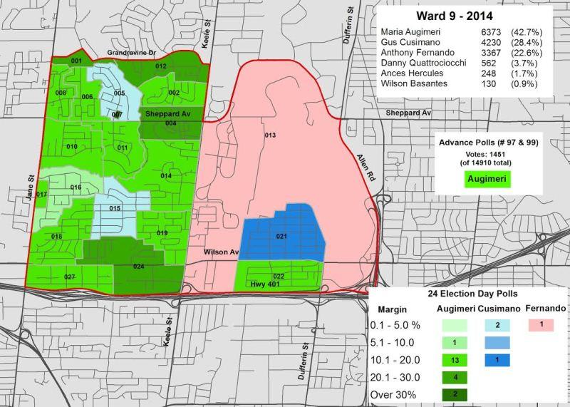 Ward 9 2014