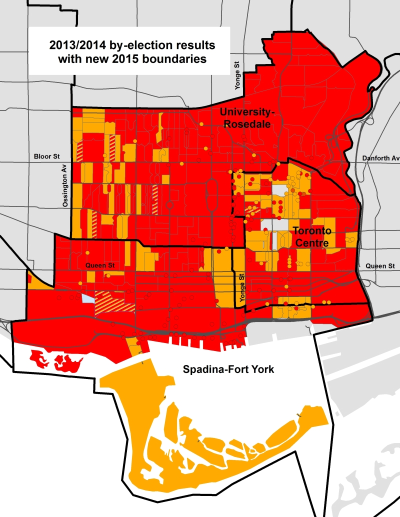 Fed Byelections - Downtown New boundaries