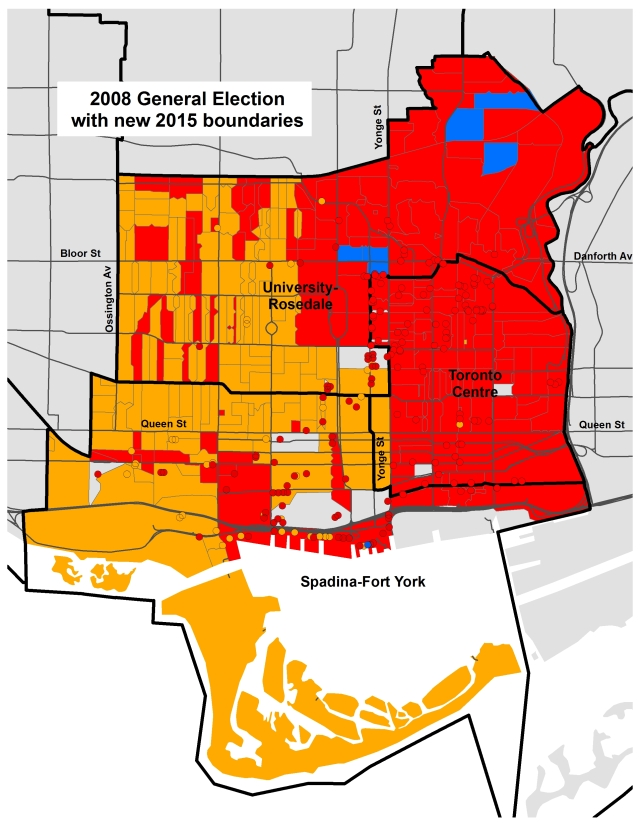 2008 Fed Election - Downtown New Bounds