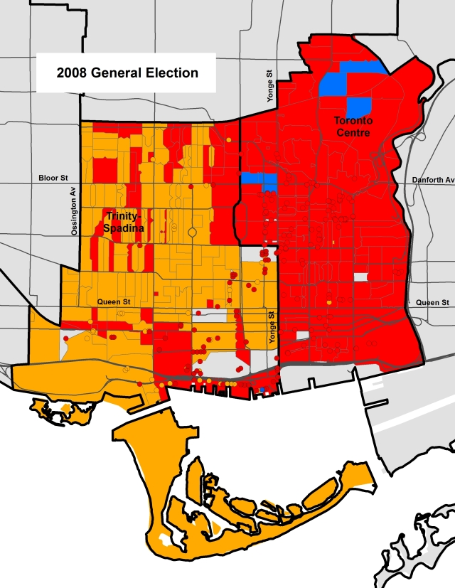 2008 Fed Election - Downtown