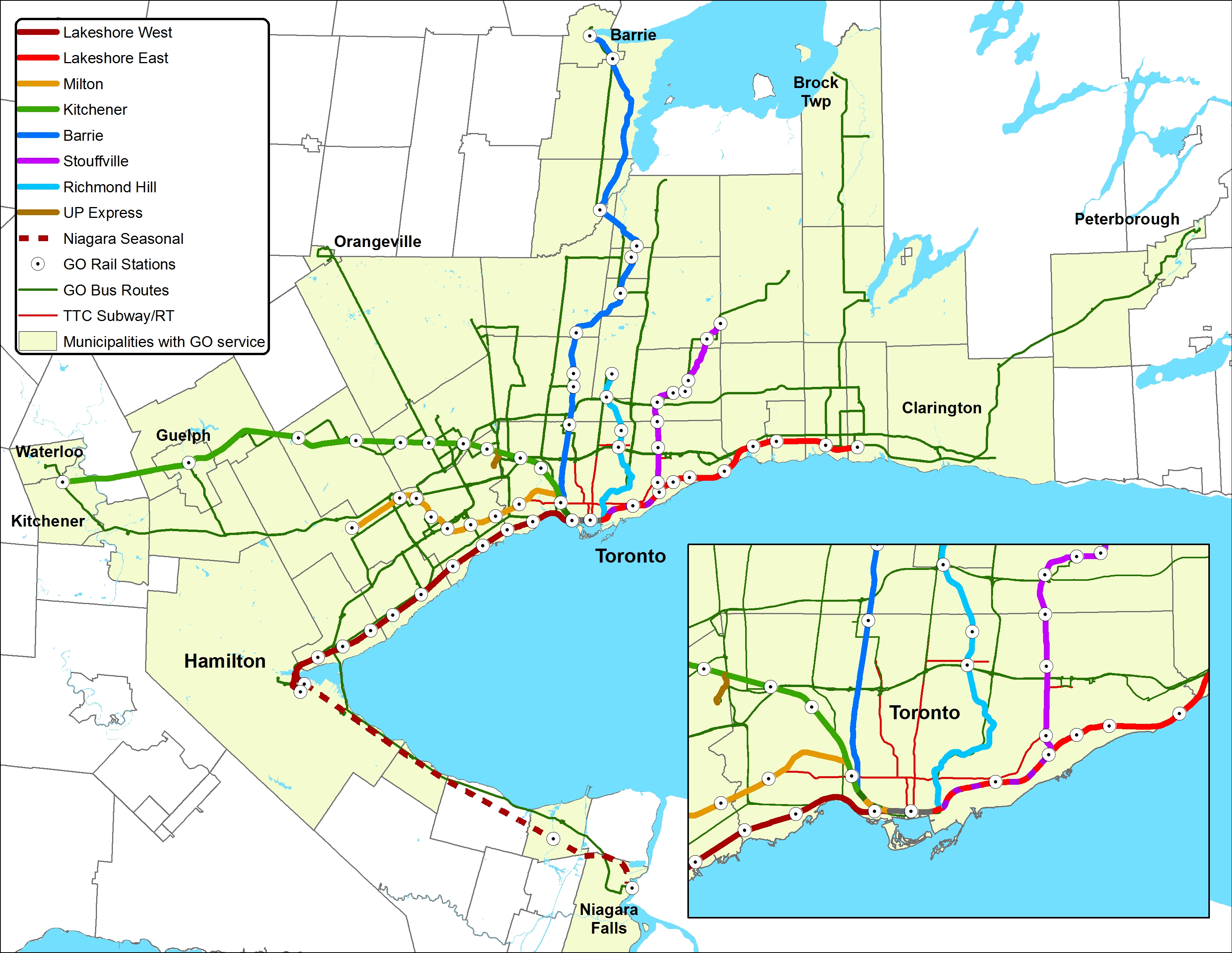 Not so fair-by-distance: GO Transit\'s problematic fare system ...