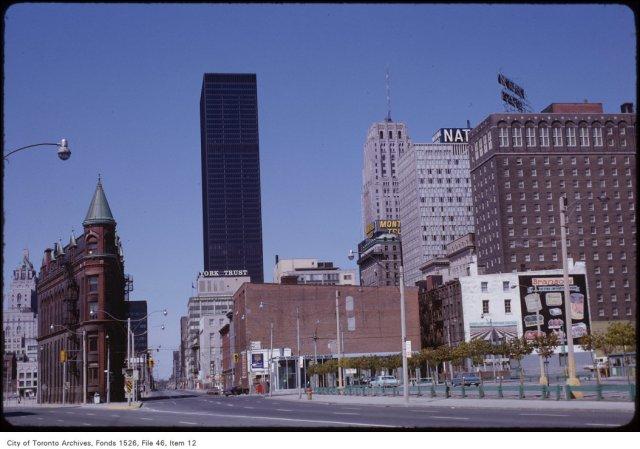 City of Toronto Archives, Fonds 1526, File 46, Item 12. Creator, Harvey R. Naylor