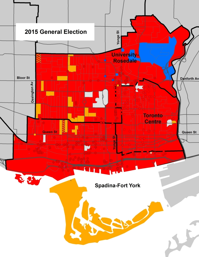 2015 Fed Election - Downtown