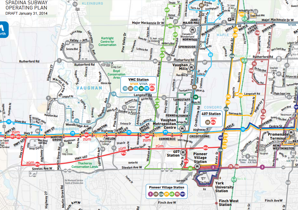 Unanswered questions about Torontos next subway extension