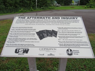 The aftermath and inquiry
