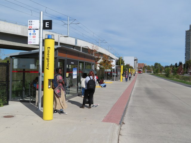 Ottawa - Hurdman Station