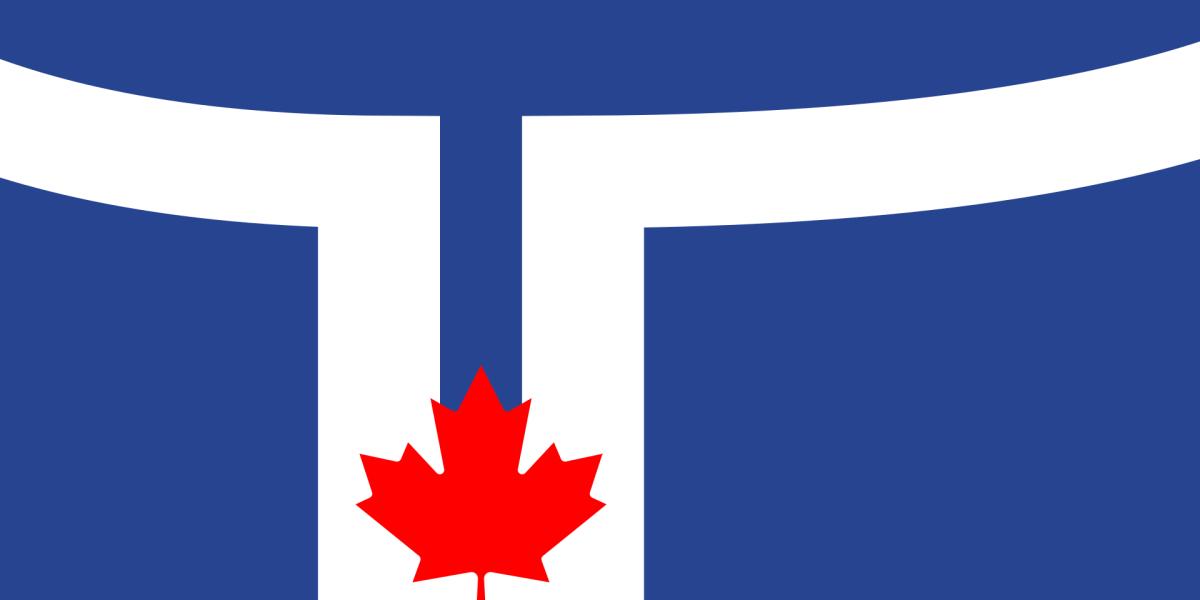 Flag of Toronto