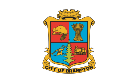 Flag of Brampton