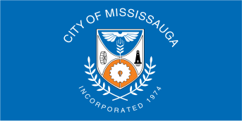 Flag of Mississauga
